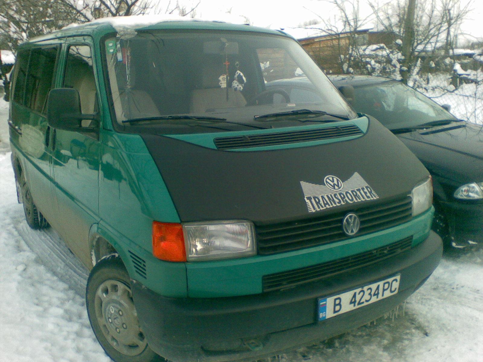 Vind vw transporter an 1996 motor 1.9 tdi