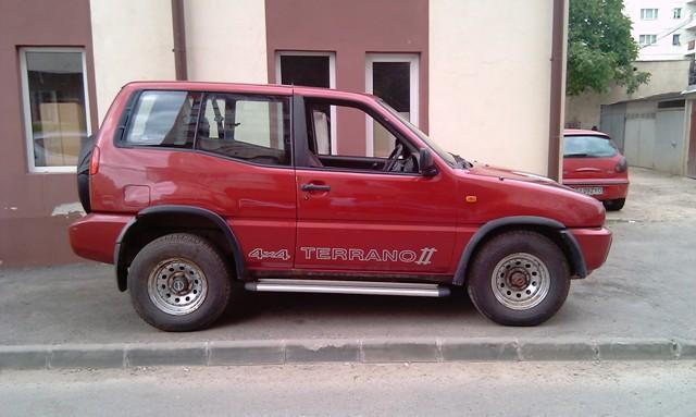 Nissan terrano ii,ford maverick,4x4,4wd,2.7tdi jeep
