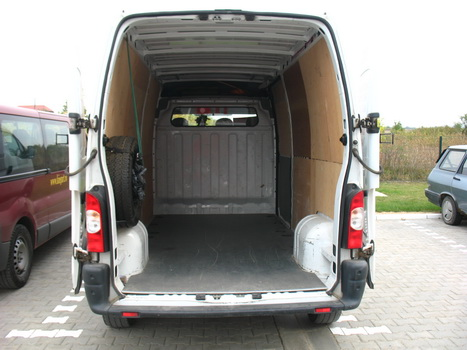 Vand Opel Movano 2500cmc inmatriculat