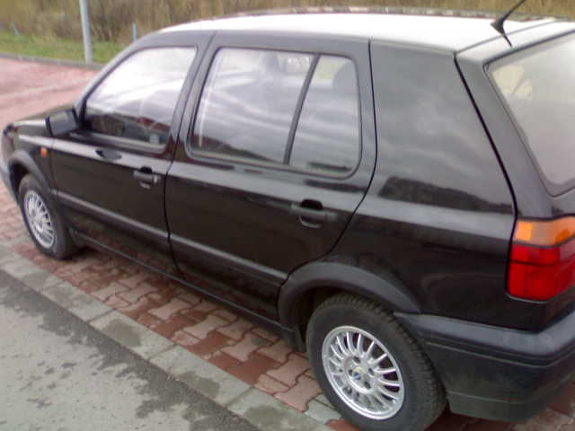 Vind vw golf 3 din 1993 recent adus